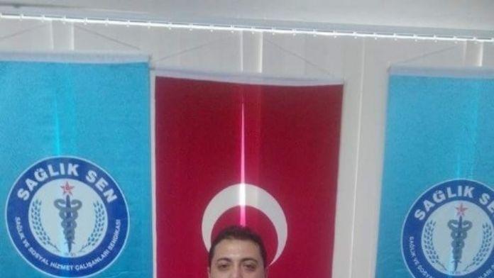 Sağlık Sen Eskişehir Şube Başkanı Hasan Hüseyin Köksal'dan Ebeler Haftası Mesajı