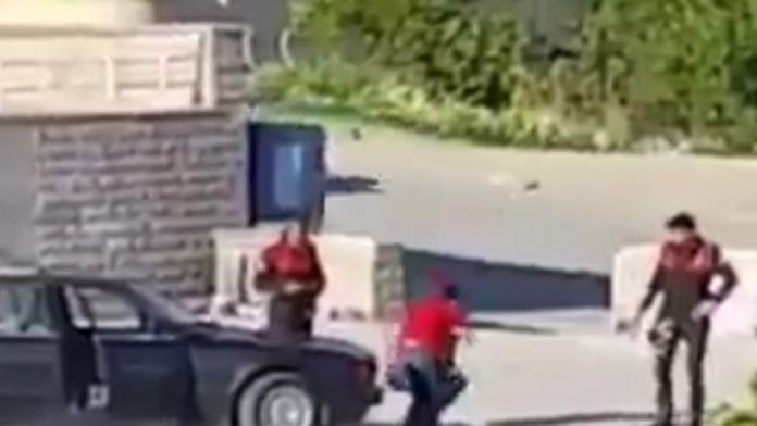 Ankara Emniyeti bu görüntüye soruşturma başlattı