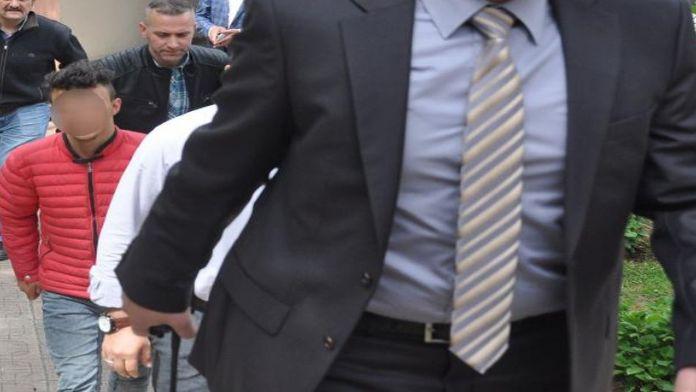 Trabzonspor maçında hakeme saldıran taraftar serbest