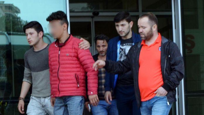 Trabzonspor'dan saldırgana ilişkin açıklama