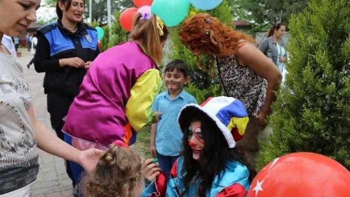 Ekgk'den 3. Geleneksel Çocuk Şenliği