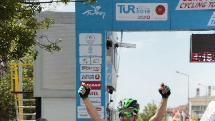52. Cumhurbaşkanlığı Bisiklet Turu Kapadokya Etabı Tamamlandı