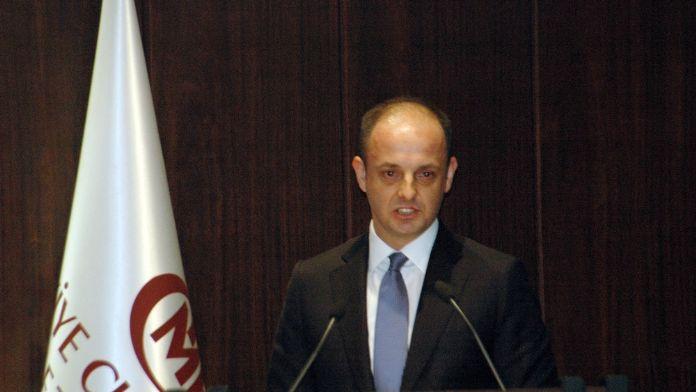 Başbakan Ahmet Davuoğlu'nun Kabul Günü