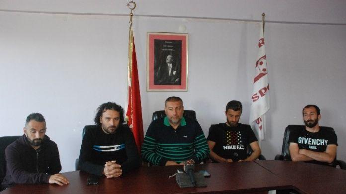 Küme Düşme Potasında Olan Tokatspor'a Destek Çağrısı
