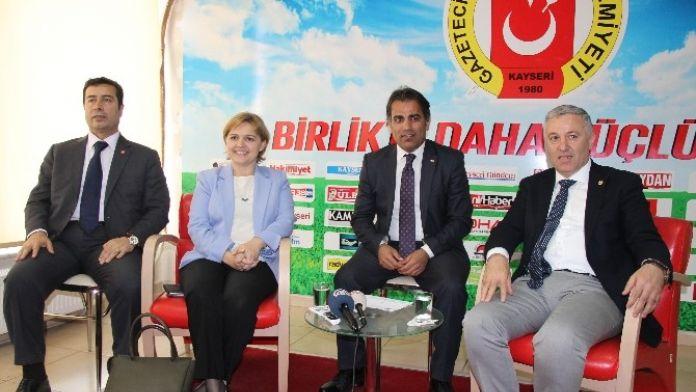 Cumhuriyet Halk Partisi Genel Başkan Yardımcısı Selin Sayek Böke: