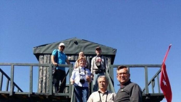 Gürcistanlı Profesörler Karacabey Longozu'na Hayran Kaldı