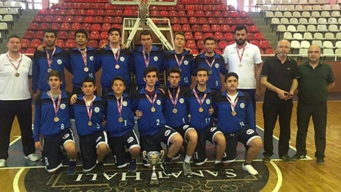 Çbsk'nın Yıldızları Anadolu Şampiyonu