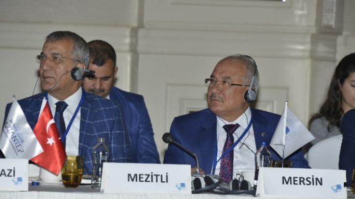 Başkan Tarhan Uclg-mewa'da Görev Aldı