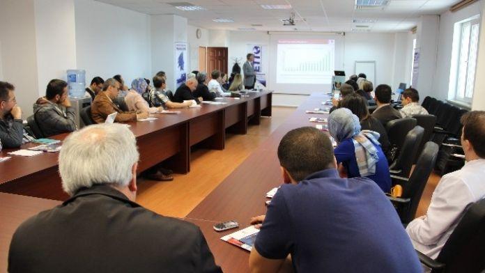 Erciyes Teknopark'ta, Ardeb Bilgi Günü Etkinliği Düzenlendi