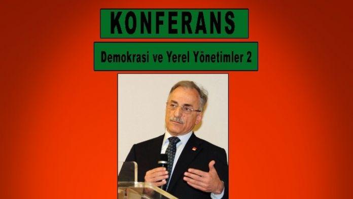 Karşıyaka'da Ayın Konuğu Murat Karayalçın