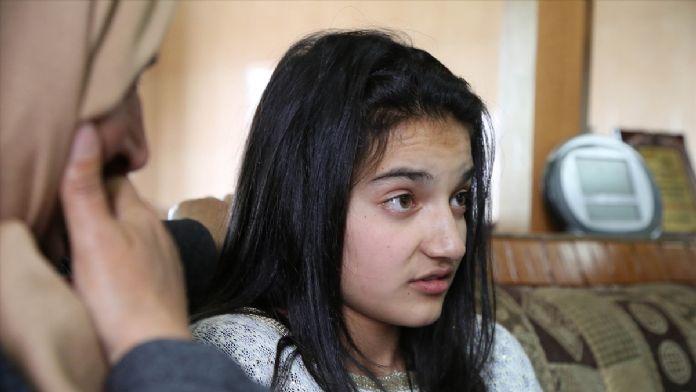 Filistinli en küçük tutuklu tekrar tutuklanmaktan korkuyor