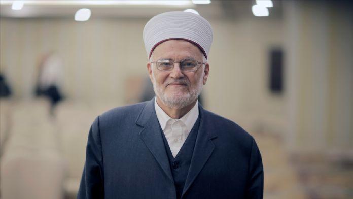 Eski Kudüs Müftüsü ve Mescid-i Aksa Camisi imamı Sabri: