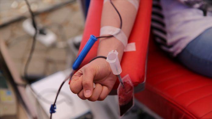 Gaziantep'te kan bağışı kampanyası