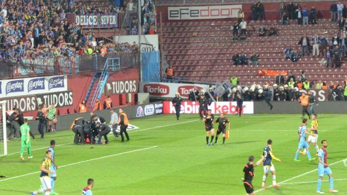 Trabzonspor'da operasyon başladı