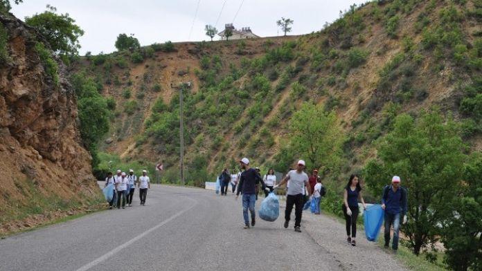 Ekolojik Tarım Kulubünden Çevre Temizliği