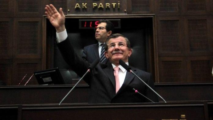 Başbakan Davutoğlu'dan Kilis Açıklaması