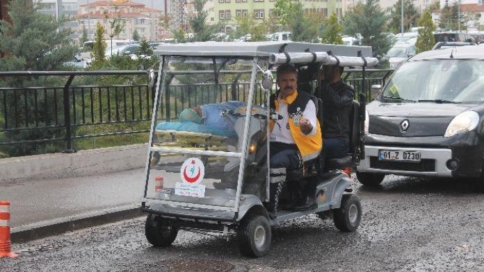 Hastanede Golf Ambulans Dönemi