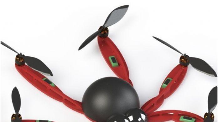 Sakarya Üniversitesi'nden İnsansız Hava Aracı