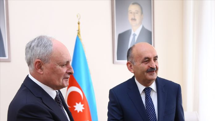 Türkiye ve Azerbaycan sağlık alanındaki işbirliğini geliştiriyor