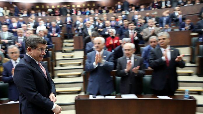 AK Parti TBMM Grup Toplantısı