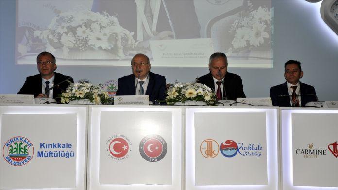 'Bütün Yönleriyle Osmanlıca ve Mirası Uluslararası Sempozyumu'
