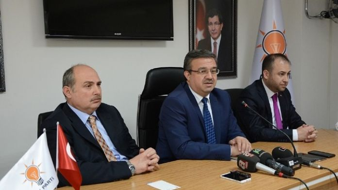 AK Parti Afyonkarahisar İl Başkanlığı Haftalık Olağan Basın Toplantısı
