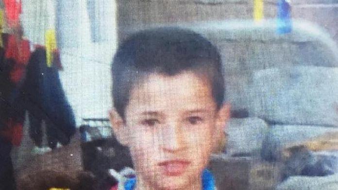 Dut yerken ağaçtan düşen Suriyeli çocuk öldü