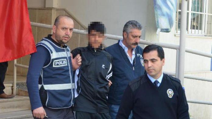 Polise saldıran raporlu genç önce serbest kaldı sonra tutuklandı