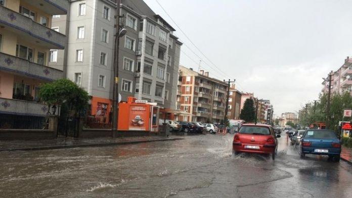 Edirne'de 3 Günde Rekor Yağış