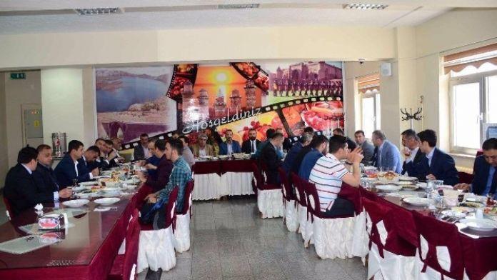 Bitlis'te Sivil Toplum Kuruluşları 'Medeniyet Platformu' Oluşturdu