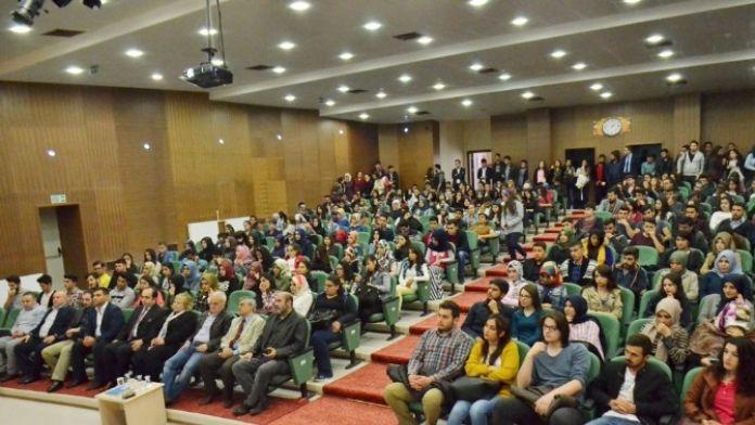 Çankırı'da Atatürk Türkiye'si Konulu Konferans