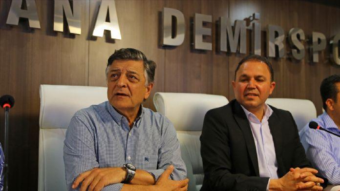 Adana Demirspor'da Yılmaz Vural dönemi başladı