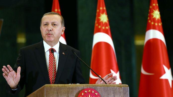 Erdoğan kokpitte 'Dünya Pilotlar Günü 'nü kutladı