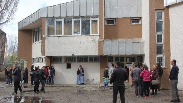 Erzurum'da TEOG Heyecanı