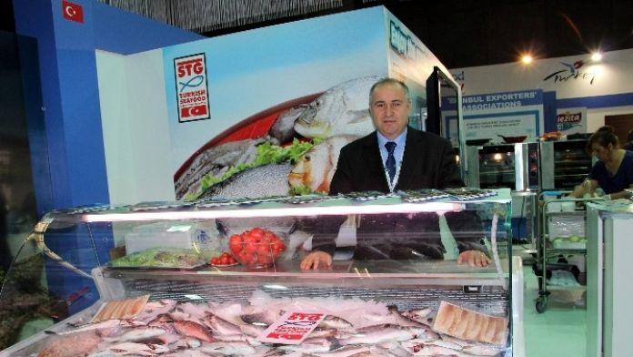 Ege Balıkları Balkan Sofralarını Süsleyecek
