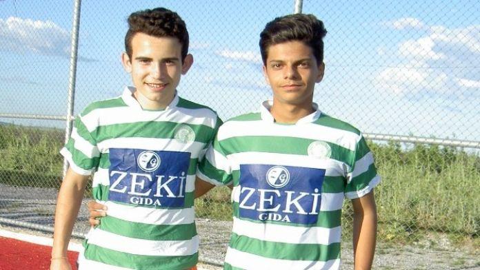 Gönen'den 2 Futbolcu Alanyaspor Kampına Katılacak
