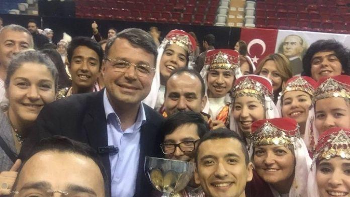Turgut: 'Silifkemize Birincilikler Yakışır'