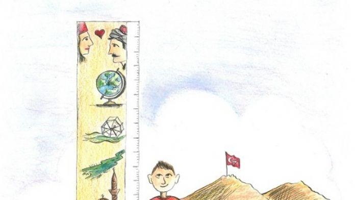 Ordulu Öğretmen Karikatür Yarışmasında Dereceye Girdi