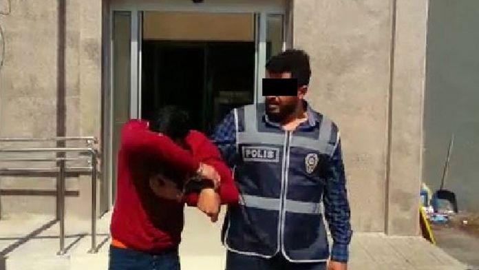 71 suç kaydı olan şahıs yakalandı