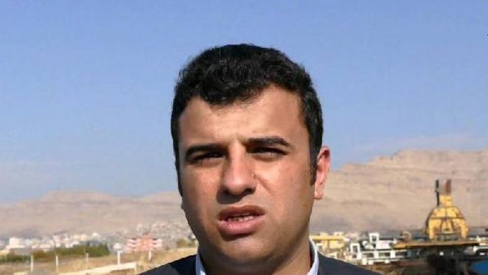 Öcalan'ın DBP il eş başkanı yeğeni gözaltına alındı