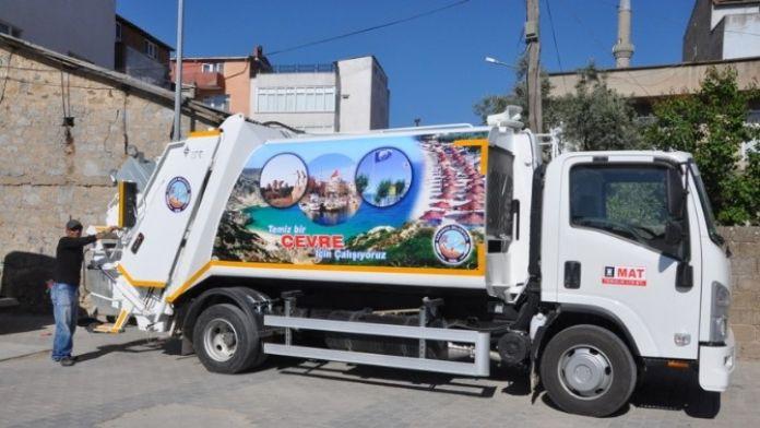 Çöp Toplama Aracı Yenilendi
