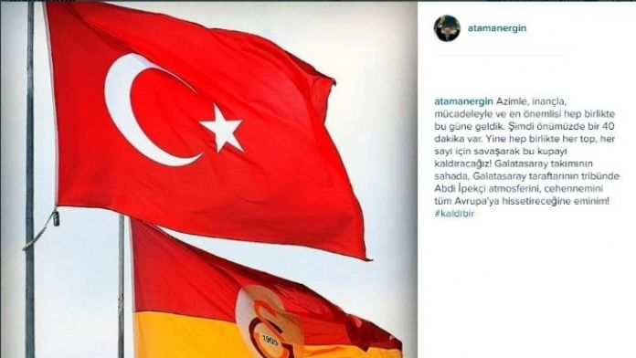 Ergin Ataman: 'Taraftarın Avrupa'ya Cehennemi Hissettireceğine Eminim'