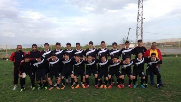 U 16 Ligi'nde Sanayispor Final Maçı Oynayacak