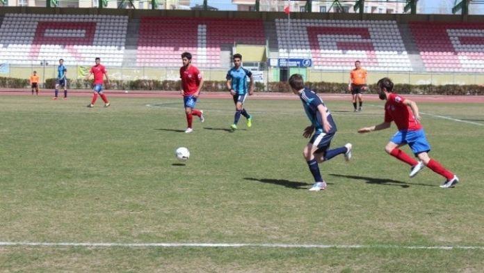 Ağrı'da Kredi Yurtlar Kurumları Arası Futbol Müsabakası