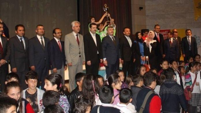 Konya'da 'Haydi Bil Bakalım' Bilgi Yarışması Sonuçlandı