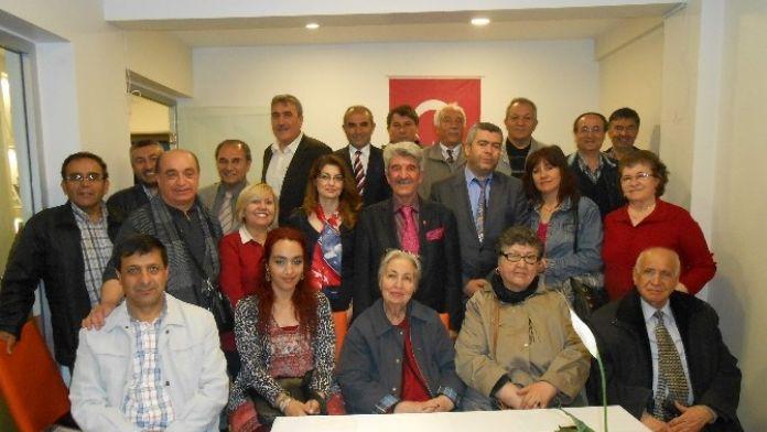 Esab'dan Eskişehir'deki 'Emirdağlılar Vakfı'na Ziyaret