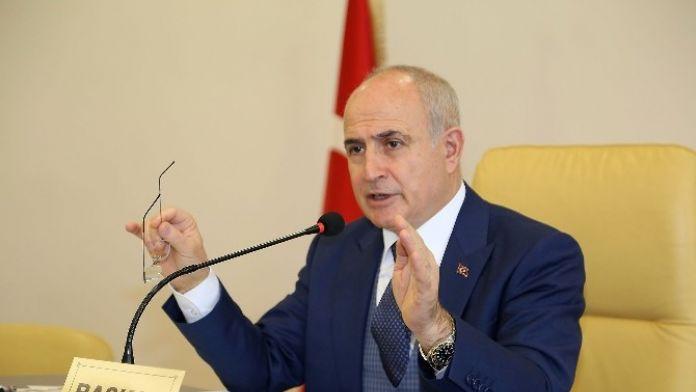 Başkan Akgün: 'Okul Yapma Yetkisi Belediyelere Verilsin'
