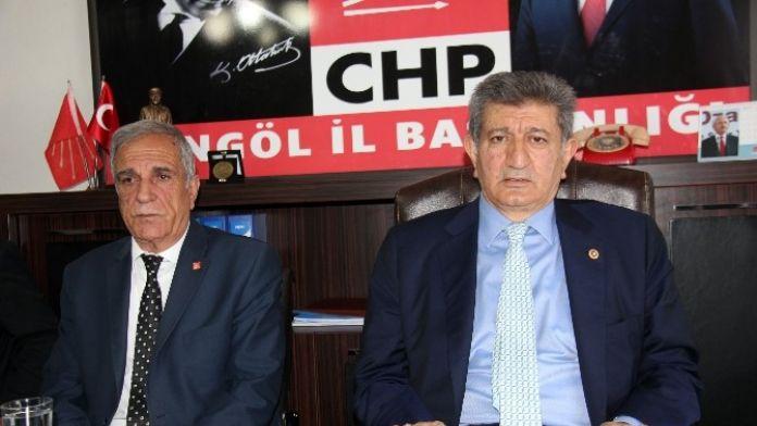 CHP'li Özcan: 'Anayasa kur'an-ı kerim değildir.'