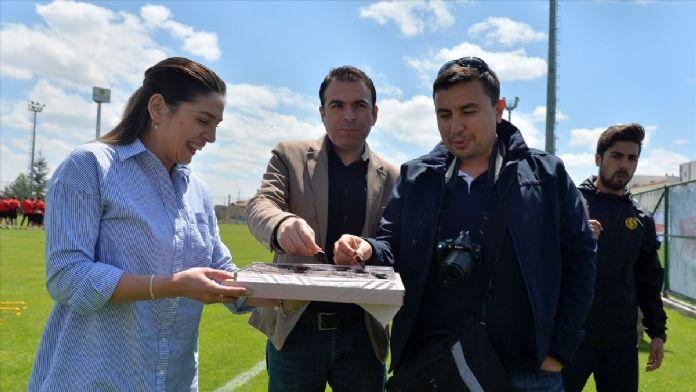 Eskişehirspor'da Trabzonspor maçı hazırlıkları