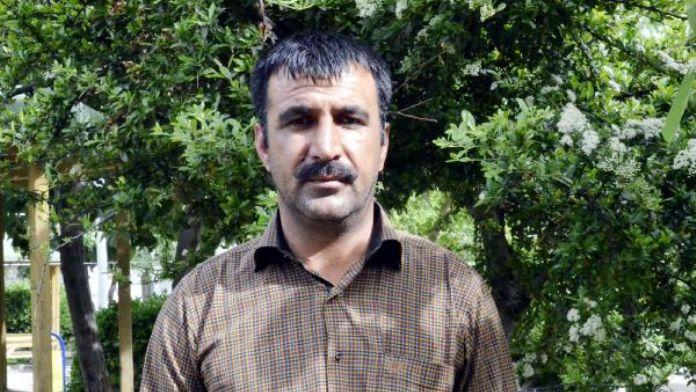 Bakanları protesto eden çiftçi: Sorunları dile getirmek istedim